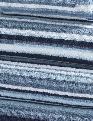 Pure Cotton Striped Towel