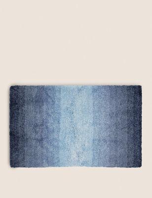 Ombre Luxury Quick Dry Bath Mat