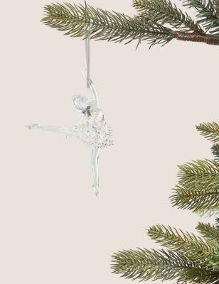 Luxury Hanging Ballerina Decoration