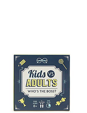 Kids' vs Adults Games, , catlanding