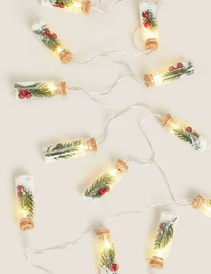 Berries Jar Battery Lights