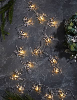 Reindeer Battery Lights