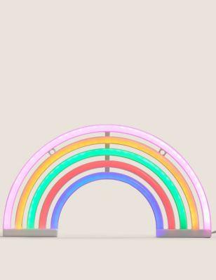 Neon Rainbow Mains Light