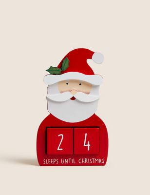 Countdown To Christmas Decoration