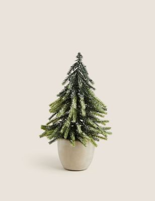 Small Christmas Tree Room Decoration
