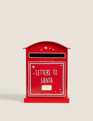 Large Letters to Santa Box