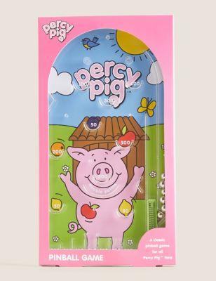 Percy Pig™ Pinball Game