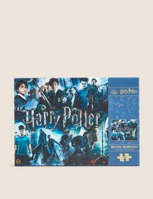1000 Piece Harry Potter™ Jigsaw