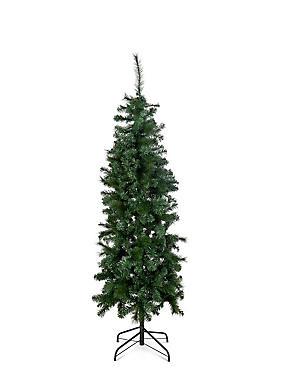 6Ft Slim Christmas Tree, , catlanding