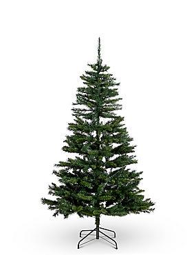 6Ft Pre Lit Christmas Tree, , catlanding