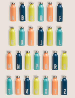 Alphabet Water Bottle