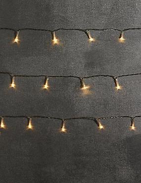 20 Warm White LED Lights, , catlanding