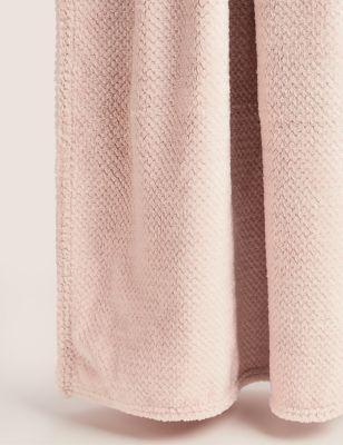 Flannel Fleece Throw