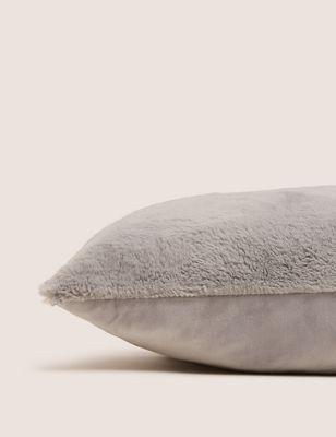 Supersoft Faux Fur Medium Cushion