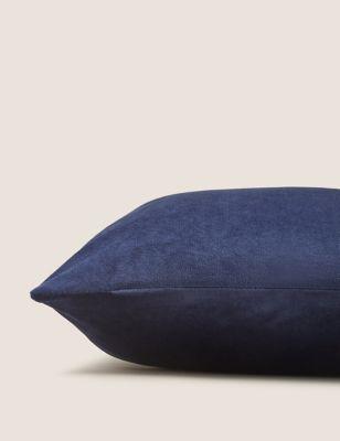 Velvet Bolster Cushion