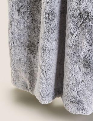 Luxury Large Faux Fur Throw