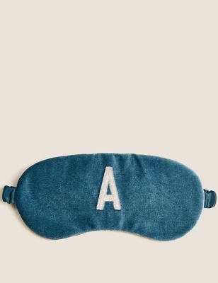 Alphabet Eye Mask