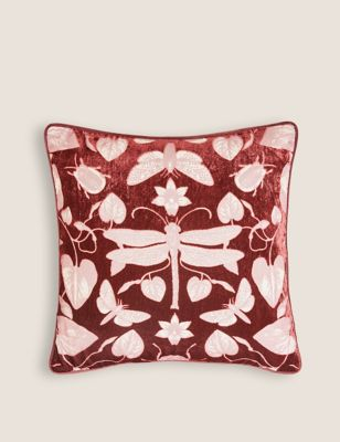 Heritage Devore Cushion