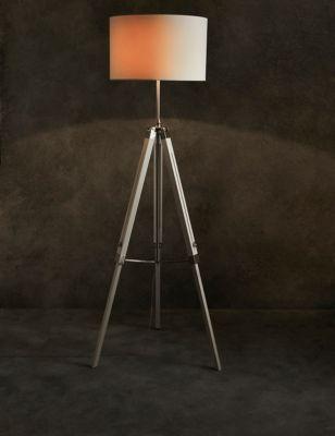 Leah Cylinder Floor Lamp