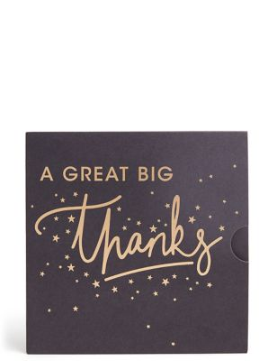 Navy Thank You Gift Card