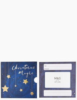 Magic Star Gift Card
