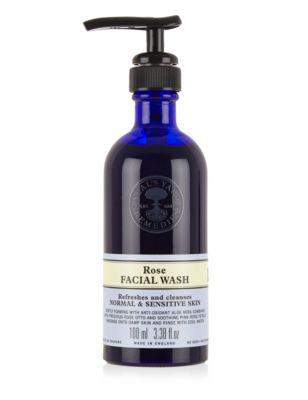 Rehydrating Rose Facial Wash 100ml