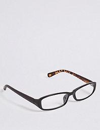 88eaba9cc566 Preppy Sun Reading Glasses. Rectangle Reading Glasses