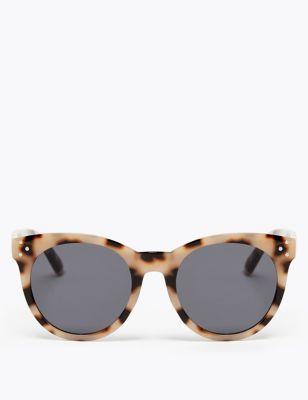 Preppy Round Sunglasses