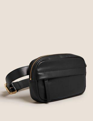 Leather Bum Bag