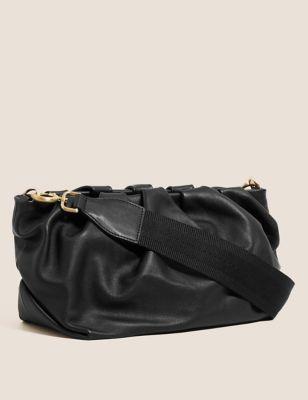 Leather Cross Body Bag