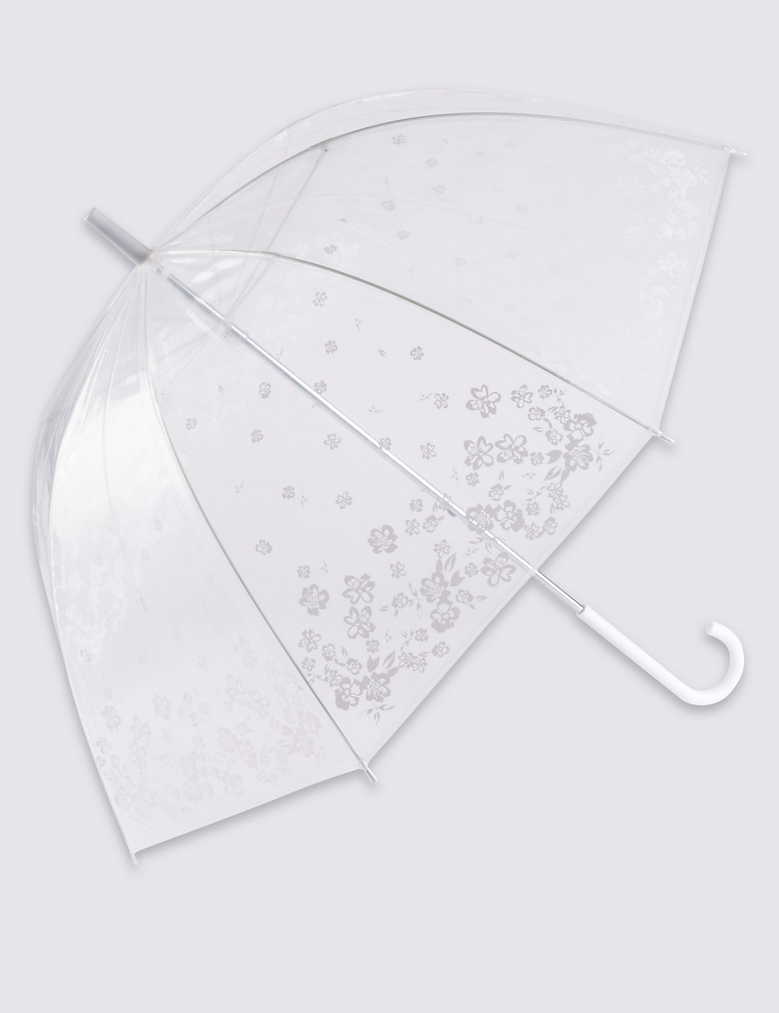 Floral Dome Walker Umbrella with Stormwear™