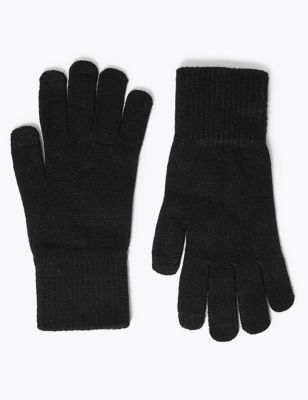 Super Soft Knitted Gloves