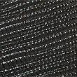 Leather Lizard Effect Waist Belt - black