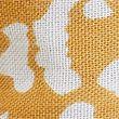 Pure Cotton Woven Printed Neckerchief - ochre