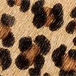 Leather Foldover Purse - darkbrownmix