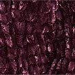 Cable Chenille Scarf, DARK GRAPE, swatch