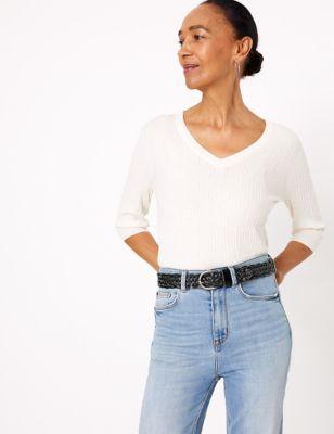 Leather Jean Belt