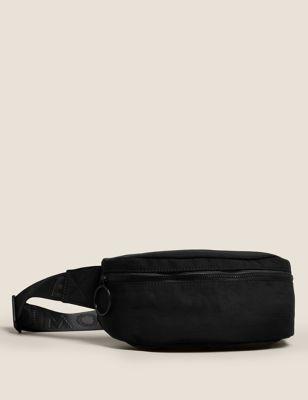 Zipped Detail Bum Bag