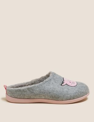 Percy Pig™ Mule Slippers