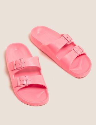 Two Strap EVA Footbed Sandals