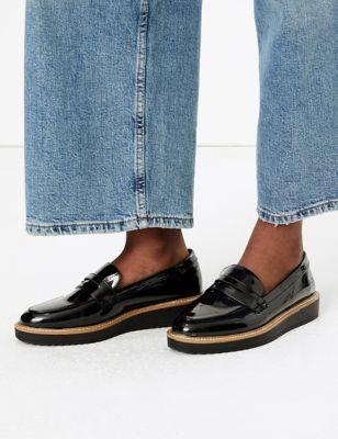 Flatform Loafers