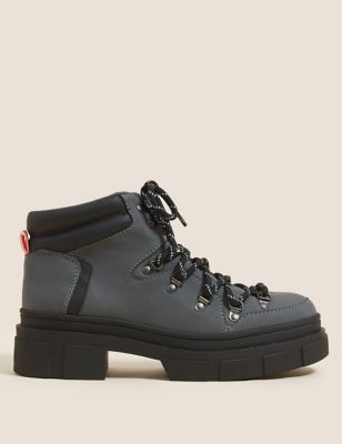 The Chunky Hiker Boots
