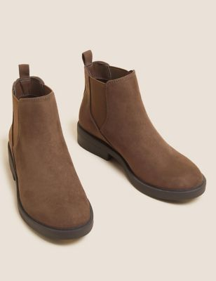 Chelsea Low Ankle Boots