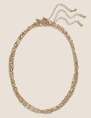 3 Pack Mixed Chain Necklaces