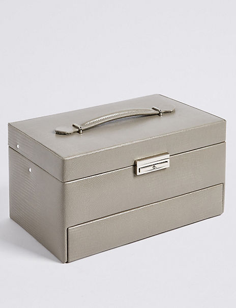 Large Rectangular Jewellery Box