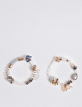 Sequin Cluster Bracelet, , catlanding