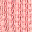 Cotton Cable Knit Crew Neck Jumper - bubblegumpink