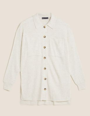 Relaxed Knitted Shirt