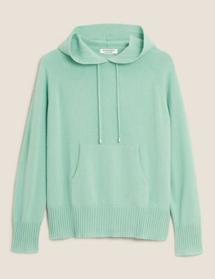 Pure Cashmere Hoodie