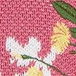 Cotton Rich Floral Print Round Neck Jumper, BLUSH, swatch